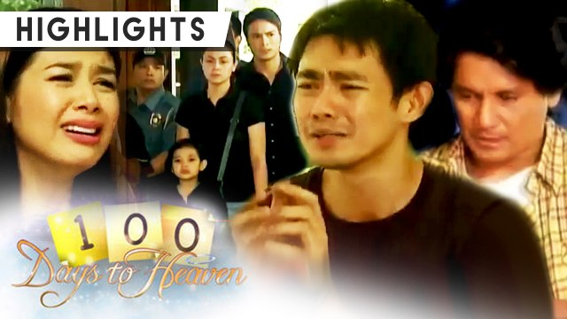 Baldo exposes the mastermind behind Anna's car accident | 100 Days To Heaven
