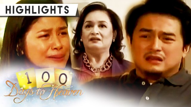 Bobby demands the truth from Miranda | 100 Days To Heaven