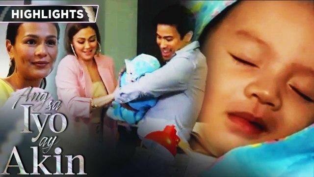 Gabriel showers Jacob with his care and attention | Ang Sa Iyo Ay Akin