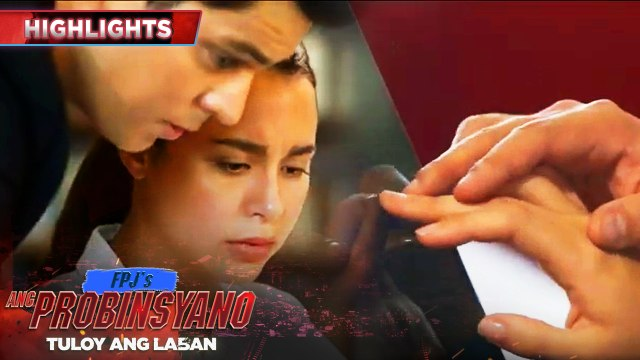 Lito gets close to Alyana while working | FPJ's Ang Probinsyano