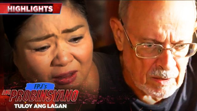 Maring is bothered by Lolo Delfin's condition | FPJ's Ang Probinsyano