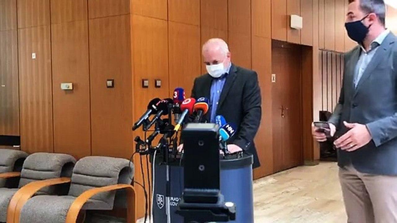 ZÁZNAM: Brífing štátneho tajomníka Ministerstva školstva I. Husára