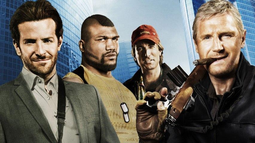 The A-Team Movie (2010) - Liam Neeson, Bradley Cooper, Quinton Jackson, Sharlto Copley