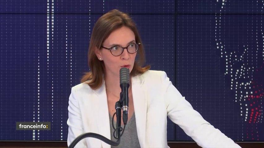 """5G, jour de carence des fonctionnaires, dématérialisation... Le """"8h30 franceinfo"""" d'Amélie de Montchalin"""