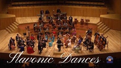 Orquesta Reino de Aragón - Dvorak: Slavonic Dances No. 1, 2, 4, 8
