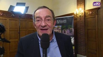 Jean-Pierre Pernaut du 13H de TF1, répond à nos questions