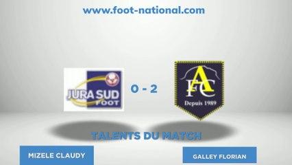 TALENT FOOT NATIONAL - 5ème journée National 2 Groupe C