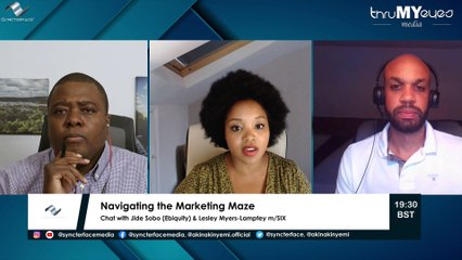 Leading media experts, Lesley Myers-Lamptey (m/SIX) and Jide Sobo (Ebiquity) discuss marketing ideas for learning-focused sites