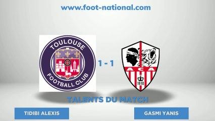 TALENT FOOT NATIONAL - 3ème journée U19 National Groupe D