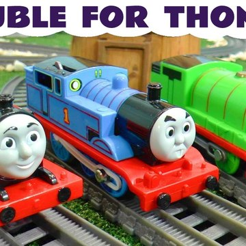 Thomas and Friends Trouble with Frozen 2 Queen Elsa and Marvel Avengers Hulk with the Funny Funlings in this Family Friendly Full Episode English Toy Story for Kids from Kid Friendly Family Channel Toy Trains 4U