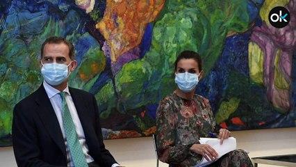 Los jóvenes de Concordia felicitan a la Reina Letizia por su cumpleaños: «España os quiere»