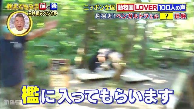 教えてもらう前と後  2020年9月15日 第101回「ニッポン全国動物園LOVER100人の声」-(edit 2/2)