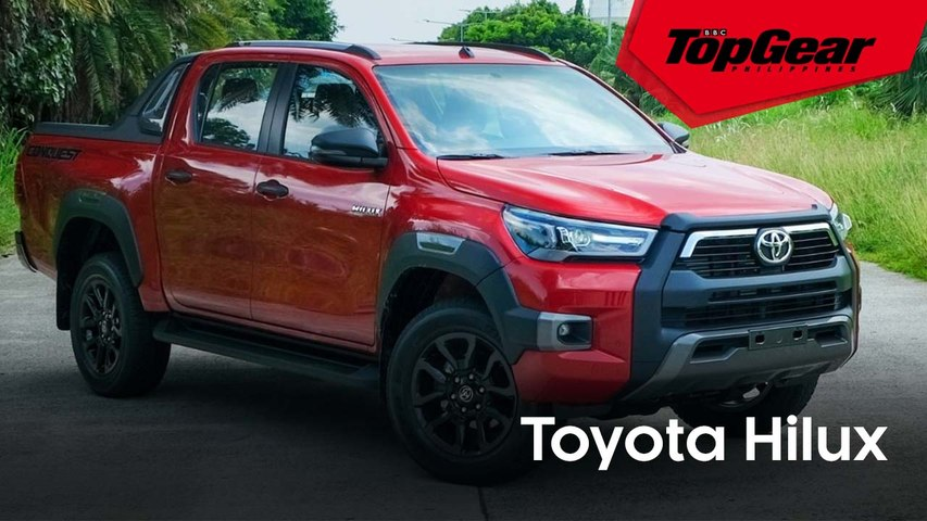 Feature: Toyota Hilux