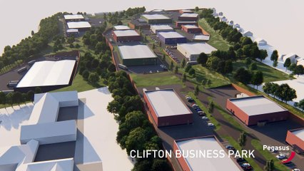 First look around proposed Brighouse business park