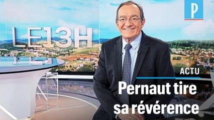 Pernaut quitte le 13h de TF1 :«Il est jeune  ! Pourquoi il s'arrête  ?»