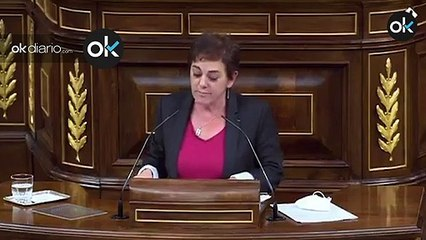 """Bildu se chulea de Sánchez: """"Hoy es el día que estamos aquí acondicionando las leyes de España"""""""