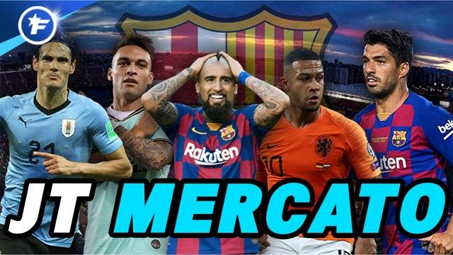 Journal du Mercato : ça part dans tous les sens au FC Barcelone