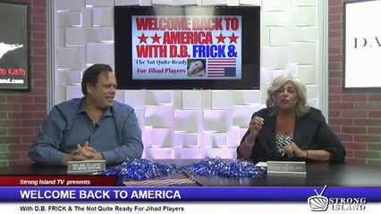 WELCOME BACK TO AMERICA - EPISODE 6