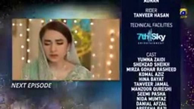 Raaz-e-Ulfat EP 25 Teaser - 15th September 2020 -HAR PAL GEO