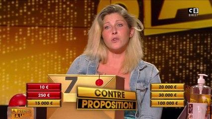Le banquier va-t-il accepter la contre-proposition de 30 000 euros de Tracy ?