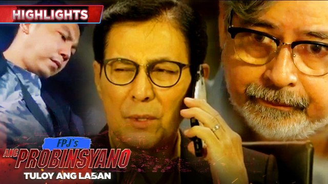 Art orders his henchmen to follow Teddy | FPJ's Ang Probinsyano