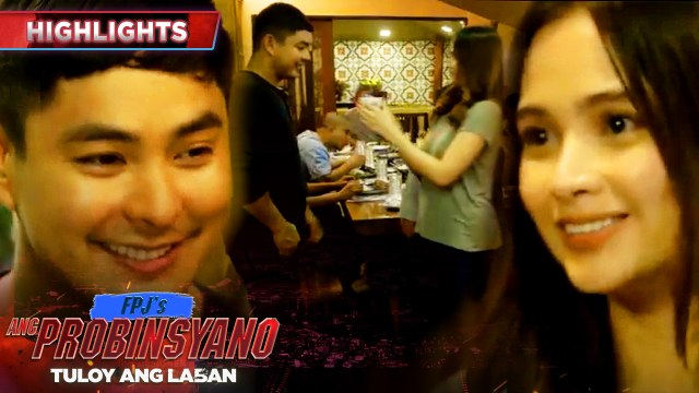 Clarice insists on making Cardo a cup of coffee | FPJ's Ang Probinsyano