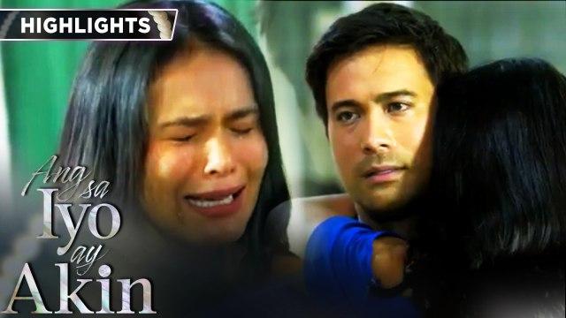 Ellice asks for Gabriel's forgiveness | Ang Sa Iyo Ay Akin