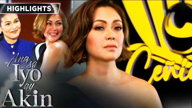 Marissa is officially part of Ceñidoza Pearls | Ang Sa Iyo Ay Akin