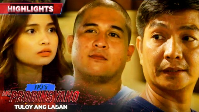 Dante warns Patrick about falling for Clarice | FPJ's Ang Probinsyano