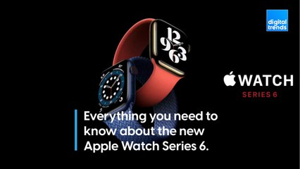 The Apple Watch Series 6 is Here!