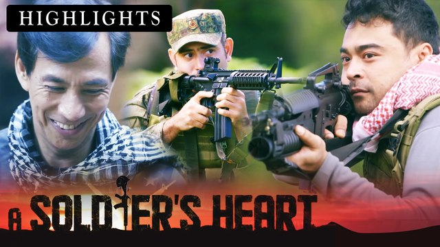 Alex pleads with Saal to surrender | A Soldier's Heart