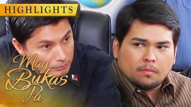Enrique investigates Malena's murder | May Bukas Pa
