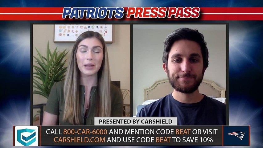 Should Patriots trade For Odell Beckham Jr. or Allen Robinson? | Patriots Press Pass