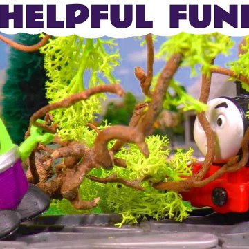 Helpful Funling from Funny Funlings with Thomas the Tank Engine in this Family Friendly Full Episode English Toy Story for Kids from Kid Friendly Family Channel Toy Trains 4U