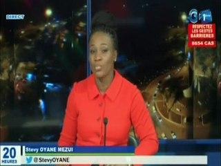 RTG - Déclaration du procureur de la république sur l'affaire du maire de Libreville