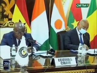 ORTM /Sommet entre leCNSPet la CEDEAO àAccra