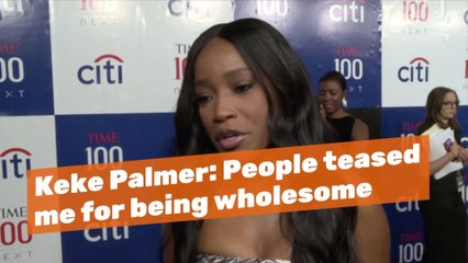 Keke Palmer Was Teased