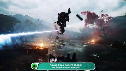 Novos Xbox podem chegar ao Brasil em novembro