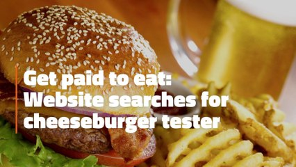 The Cheeseburger Job