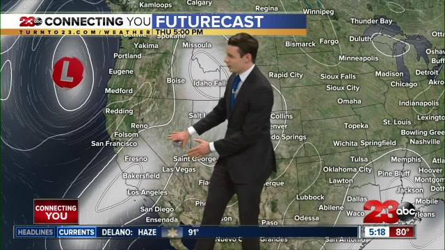 23ABC Evening weather update September 15, 2020