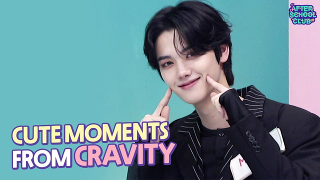 [After School Club] cute moments from CRAVITY (크래비티의 귀여운 모습들)