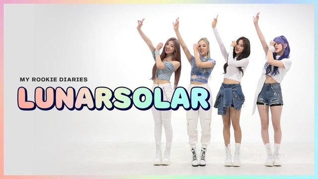 [Pops in Seoul] ☆MY ROOKIE DIARIES☆ 'LUNARSOLAR(루나솔라)' Edition!