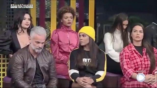 A FAZENDA 12 - NOITE DE ROÇA - EPISÓDIO 8 - PRIMEIRA PARTE