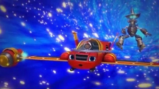 Blaze and the Monster Machines Season 5 Episode 9 The Great Space Race