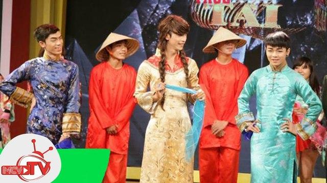 Hoàn Châu Cách Cách nhảy dance cực sốc