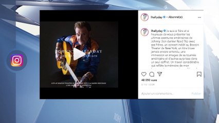 Johnny Hallyday : Bernard Montiel tacle Laeticia Hallyday et l'album posthume dans TPMP