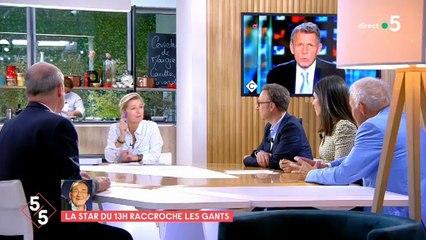 """Patrick Poivre d'Arvor réagit au départ de Jean-Pierre Pernaut dans """"C à vous"""", sur France 5"""