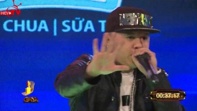 """Mr T và màn beatbox cực chất tái xuất trên sân khấu """"Bạn Có Thực Tài"""" 2015"""