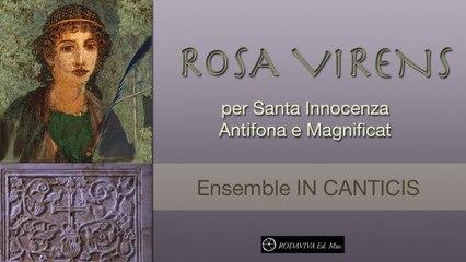Ensemble IN CANTICIS - ROSA VIRENS