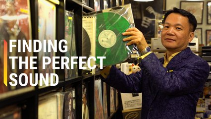 This Hong Kong Shop Has the World's Rarest Records